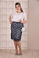 Женское платье летнее 0267-3,  от 42 до 74 размера