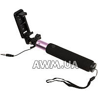 Селфи монопод Remax RP-P5 mini розовый