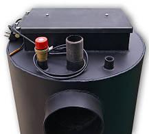 Твердотопливный котел длительного горения Energy SF 10kW От 40 м2 до 100 м2 До 5 дней на одной загрузке угля, фото 2