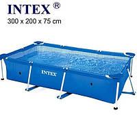 Каркасный бассейн сборный Intex 28272 (58981) Small Frame (300x200x75)