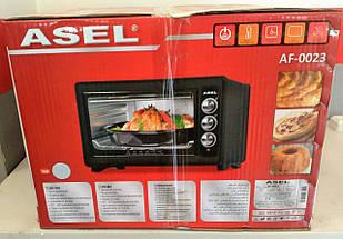 Электрическая духовка ASEL  AF - 0023 объёмом 33 литра Турция, фото 2