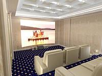 Дизайн домашнего кинозала, фото 1