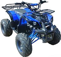 Квадроцикл подростковый на бензине cc011 VIPER 60 км/ч синий(@)
