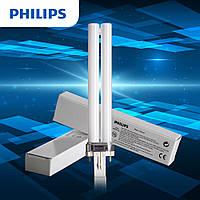 Лампа PHILIPS PL-S 9W-01-2P к приборам Dermalight 80 UVB-311nm, psoroVIT UVB-311nm, KN-4003
