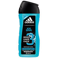 Мужской гель для душа Adidas Ice Dive 250 мл