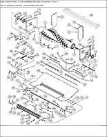 410004A1; 410004А1 ротор измельчитель (ремонт, замена цапф и тд.) CASE