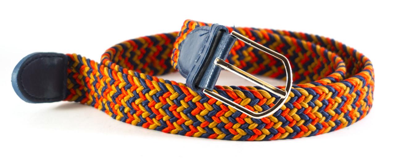 Яркий стильный ремень-резинка для мужчин (100001)