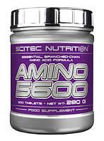 Scitec Nutrition. Amino 5600 200 tab
