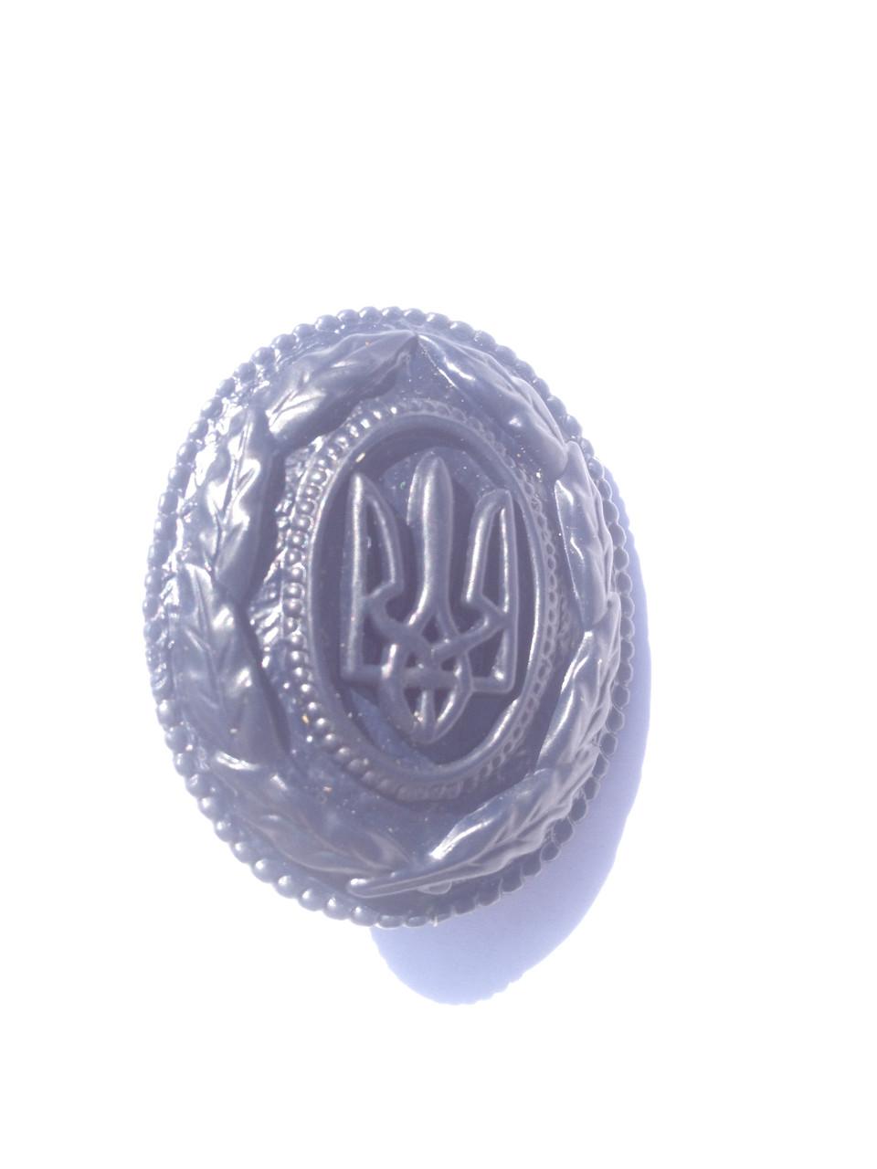 Кокарда генеральская синяя