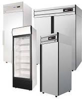 Шкафы и витрины холодильные