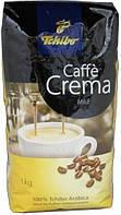 Кофе в зернах Tchibo Caffe Crema Mild 100% арабика 1кг