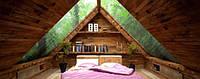Мансарда - архитектурный подарок домовладельцу