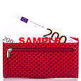 Женский красный кожаный кошелек KARYA SHI1061-1KAP, фото 4