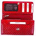Женский красный кожаный кошелек KARYA SHI1061-1KAP, фото 7
