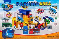 Игровой набор Паркинг для автобусов Тайо NO.660-202  YNA