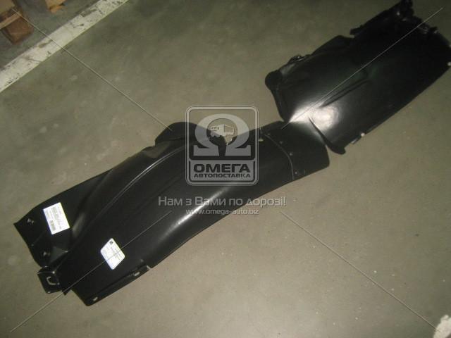 Подкрылок передний правый Дача Логан -2008 (пр-во TEMPEST)