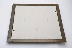 Ревизионные люки для пола с незаполняемой крышкой 40х40