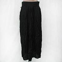Юбка длинная черная