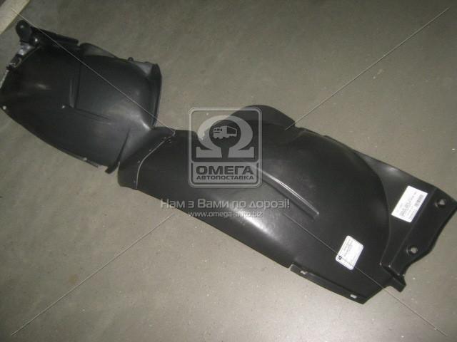 Подкрылок передний левый Дача Логан -2008 (пр-во TEMPEST)
