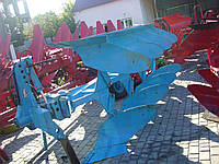 Плуг RabeWerk 3+1. Германский плуг. Оборотный. Идеальное состояние, фото 1