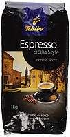Кофе в зернах  Tchibo Espresso Sicilia Art  1кг
