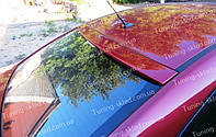 Спойлер на стекло Шевроле Круз (спойлер заднего стекла Chevrolet Cruze)
