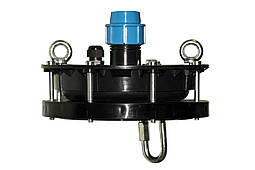 Оголовок  для скважины (Д 125-140 мм)