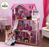 Кукольный домик с мебелью Kidkraft Амелия, фото 1