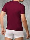 Мужская бордовая футболка Doreanse 2855, фото 2