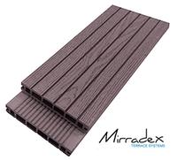 Террасная доска (профиль 145*2200) mirradex , фото 1