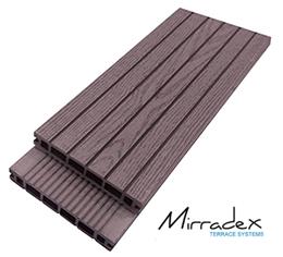 Террасная доска (профиль) mirradex