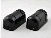 Сповіщувач охоронний периметра Tecsar Alert P-72100 активний ІНФРАЧЕРВОНИЙ детектор руху 2 променя, 100м