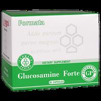 Glucosamine Forte (60) Глюкозамин Форте / Хондроитин + Акулий хрящ