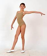 """Купальник бельевой """"патрон"""" (со съемными бретелями ) для танцев и гимнастики (в наличии: р.40, 42)"""