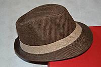 Шляпа Однотонная