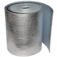 Полотно из вспененного полиэтилена фольгированное 3мм (Sanpol)