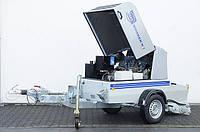 Шнековый насос для промышленных полов BMS WORKER №1 FLUID