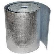 Полотно из вспененного полиэтилена фольгированное 7мм (Sanpol)