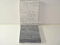 Фильтр салона (угольный) на Рено Кенго (1998-2008 год выпуска) RENAULT (Оригинал) 7711228912