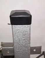 Столбик для забора 2 м, стальной, для профнастила.