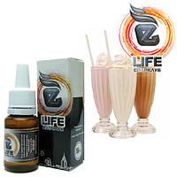 Жидкость для электронных сигарет eLife Молочный коктейль