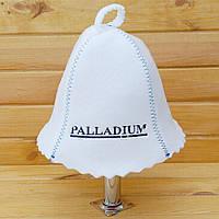 "Шапка банная с логотипом ""Palladium"""
