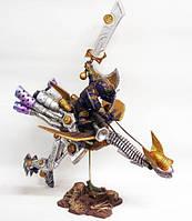 Gnome Warrior Sprocket Gyrosring -  Гном воин Пружин Гиропрыг