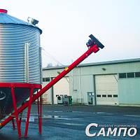 Шнековый транспортер WESTFIELD (производительность – 40 т/ч)