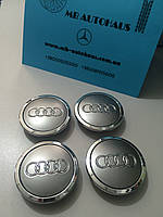 Новые колпачки для дисков Audi (Германия)
