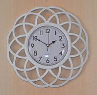 Оригинальные настенные часы (26х26х4 см.)