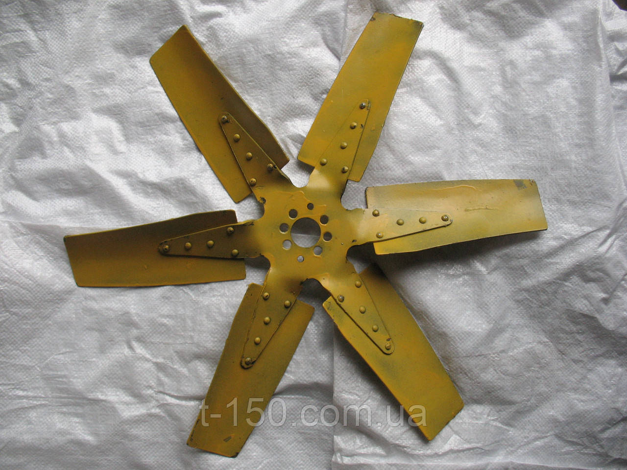 Вентилятор СМД-18...22 (6 лопастей)