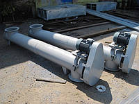 Транспортер (конвейер) шнековый (винтовой) В-200