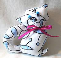 Игрушка ручной работы Кошка Василиса, фото 1