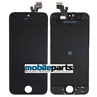 Оригинальный Дисплей (Модуль) + Сенсор (Тачскрин) для Apple iPhone 5 (Черный)